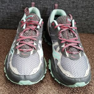 Saucony Shoes - Saucony Excursion TR8 Women's Trail running shoes